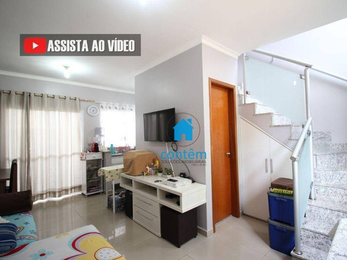 Casa Com 2 Dormitórios À Venda, 144 M² Por R$ 410.000,00 - Quitaúna - Osasco/sp - Ca0453