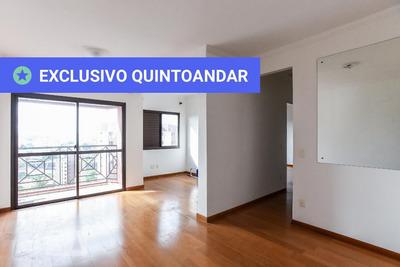 Apartamento No 12º Andar Com 2 Dormitórios E 2 Garagens - Id: 892906738 - 206738