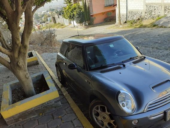 Mini Cooper S 1.6 Hot Chili Mt 2002
