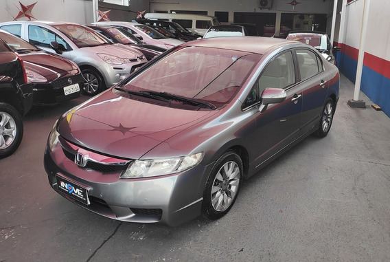 Honda Civic 1.8 Lxl Aut. Impecável