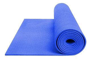 Sport Maniac Colchoneta Mat 172x60cmx3mm Yoga Pilates Gym