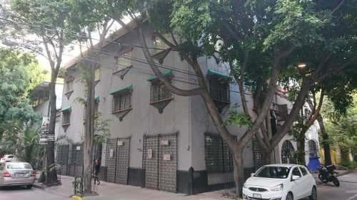 Casa En Venta, Colonia Hipódromo Con 2 Recámaras. Odc-0179