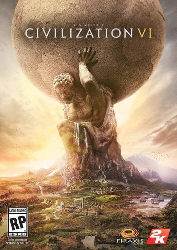 Sid Meier's Civilization 6 Pc Original Cdkey + Online