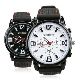 Relógio Masculino Luxo Esportivo Elegante Pronta Entrega