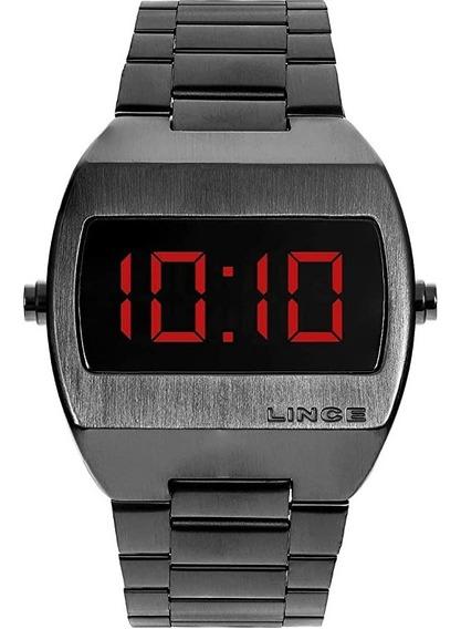 Relógio Feminino Digital Lince Mdn4618l