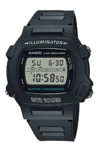 Relógio Casio Iluminator Masculino W-740-1vs