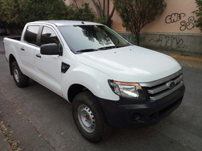 Ford Ranger 2.5 Pickup Xl Doble L4 Man At 2014