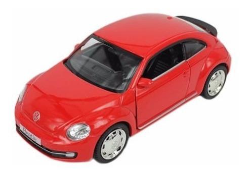 Auto De Colección Volkswagen New Beetle Escarabajo
