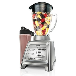 Oster Dual Action Blender Con Blend-n-go Cup, Acero Inoxidab