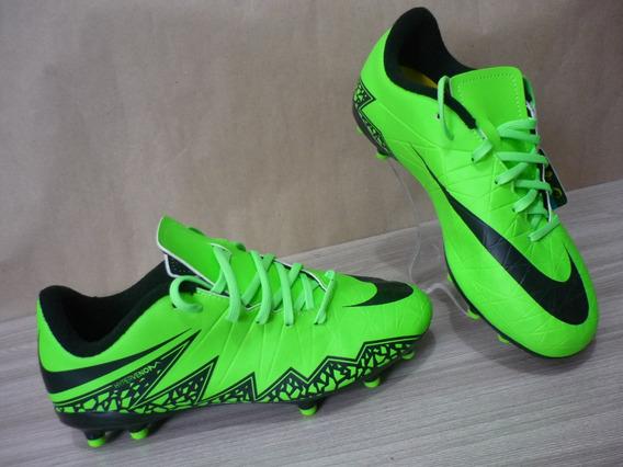 Chimpun Varon Nike Talla 37 Futbol Usa 5y Jr Hypervenom