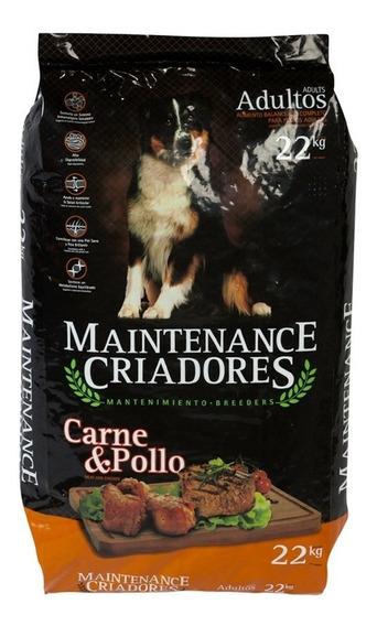Alimento Para Mascotas Maintenance Criadores X 22kg