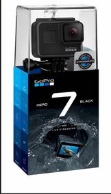 Câmera Digital Gopro Hero 7 Black 12mp Wi-fi 4k Garantia