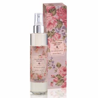 3x Kosiuko California Valley Body Splash 150ml Perfumeria!!!