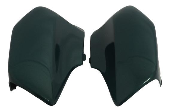 Cobertura Garfo (protetor Bengala) C100 Biz 2002 (verde)