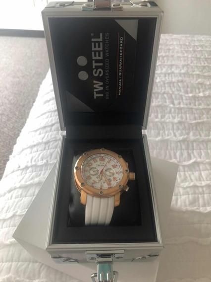 Reloj Blanco Tw Steel
