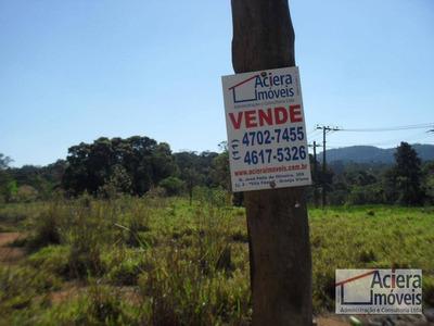 Vargem Grande Paulista- Excelente Área Plana, Com Boa Localização Privilegiada !! - Ar0040