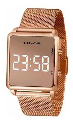 Relógio Lince Digital - Original Com Nota
