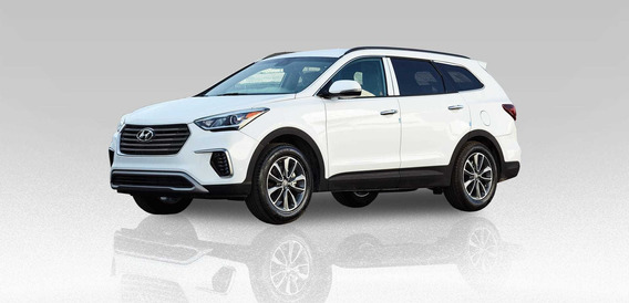 Hyundai Santa Fe Gls Premium 2.0l 2019 Blanco 5 Puertas