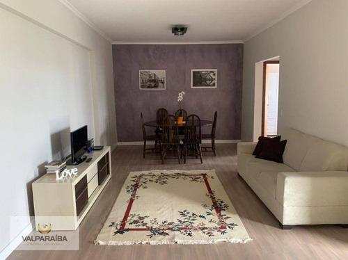 Apartamento À Venda, 74 M² Por R$ 426.000,00 - Jardim Augusta - São José Dos Campos/sp - Ap0778