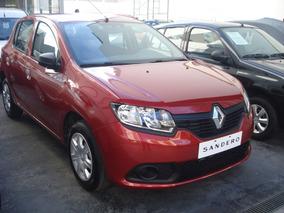 Renault Sandero 0 Km 2018 Anticipo $ 90000 Y Ctas Gm