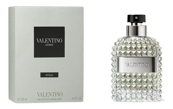 Perfume Valentino Uomo Acqua Edt 125ml Masculino