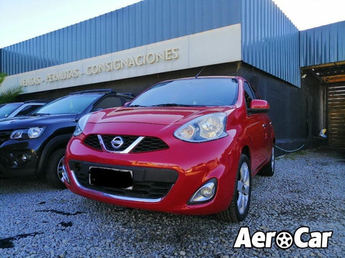Nissan March Extra Full 1.6 2014 Impecable! Aerocar