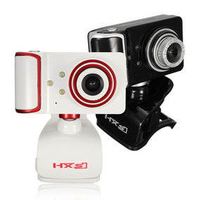 Hxsj S10 Usb Wired 130w Pixels 3led Night Vision Webcam With
