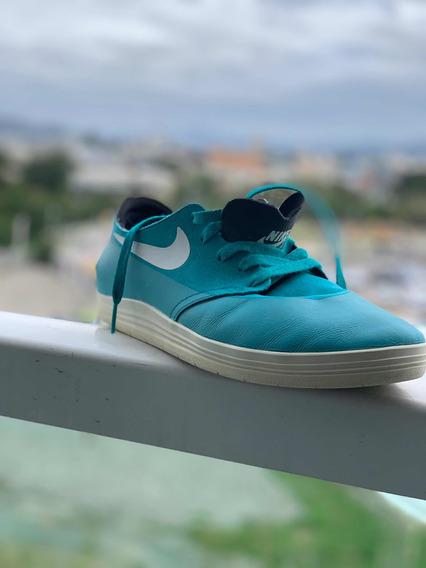 Tênis Nike Sb Lunarlon Azul