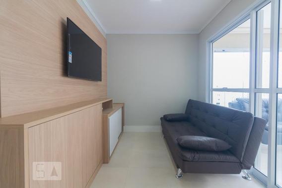 Apartamento Para Aluguel - Brooklin, 1 Quarto, 46 - 893018168