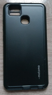 Capa Case Anti Impacto Preta Zenfone 3 Zoom Ze553 Tela 5.5