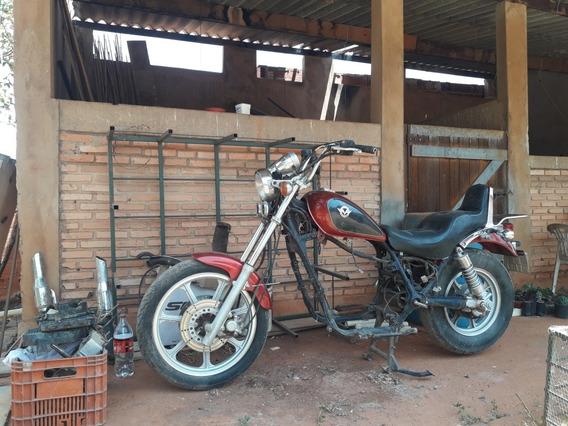 Kawasaki Vulcan 750cc