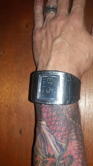 Relógio Freestyle Com Caixa Cromada