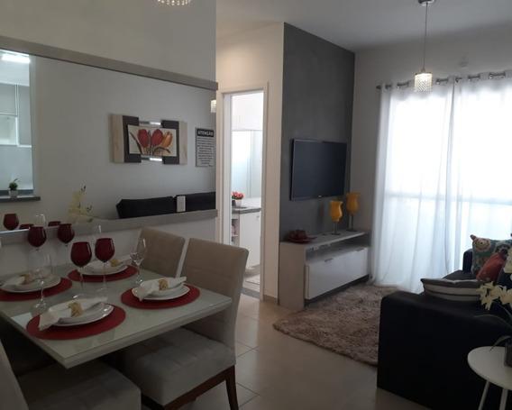 Apartamento No Jardim Iguatemi - Ap08424 - 34212991