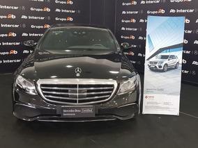 Mercedes_benz E 250 Exclusive Blindado Niii