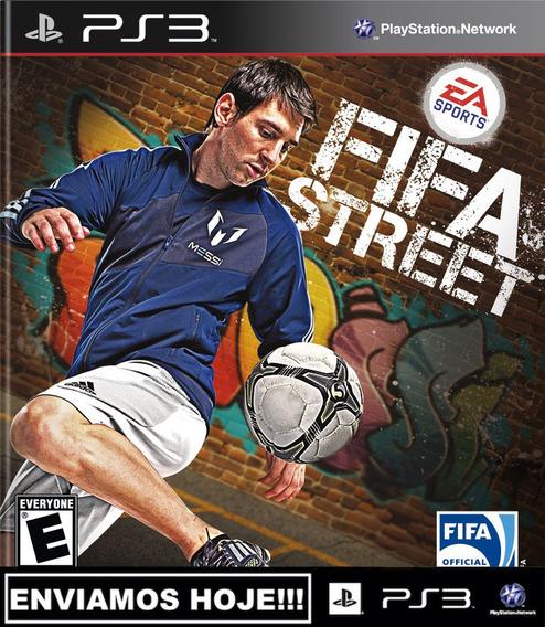 Fifa Street Ps3 Jogos Promoção! Midia Digital Receba Hoje