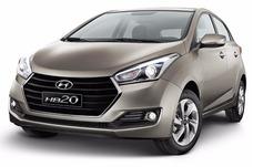 Hyundai Hb20 1.0 Comfort Plus 17/18 0km Manual Rosati Motors