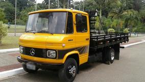 Mercedes Bens 608 D Diesel Motor Com 20.000 Km ** Raridade**