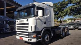 Scania R124 480 6x4 2008