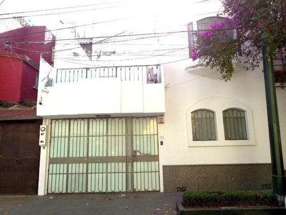 Casa En Renta En Hipódromo Condesa