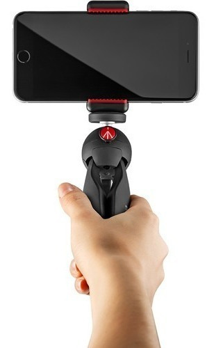 Mini Tripé Vlog Manfrotto Pixi Smart Para Smartphones