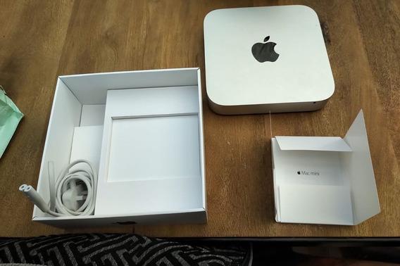 Mac Mini 2014 Mgem2ll/a Intel Core I5 1.4ghz 4gb Hd Ssd