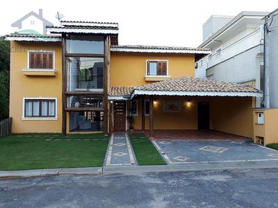 Casa De Condomínio Com 05 Dorms, Condomínio Residencial Pedra Grande, Atibaia - R$ 990 Mil, Cod: 1939 - V1939