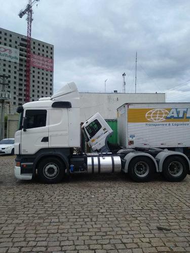 Scania R480 6x4 2013!
