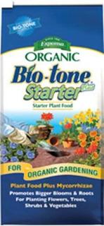 Espoma Btsp8 Orgánica Arranque 4-3-3 Biotone Además De Fe