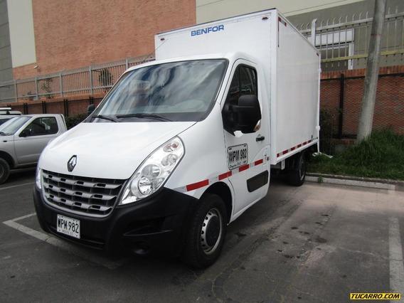 Furgones Renault Master
