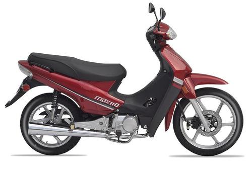 Yumbo Max 110 Automatica Pollerita 36 Cuotas Delcar Moto®