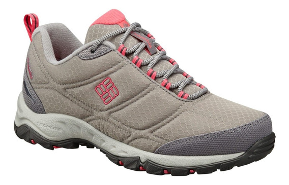 Zapatillas Trekking Mujer Impermeable Columbia Firecamp Ii