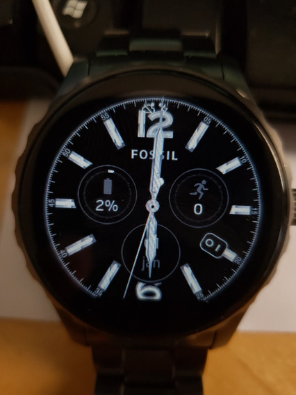 Relógio Fóssil Q Marshall Smart Watch Novo