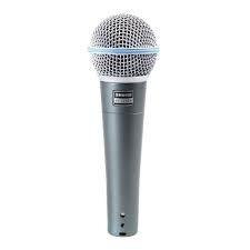 Microfone Shure Beta 58 Loja Credenciada