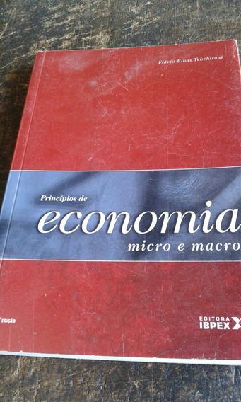 Economia /micro E Macro - Frete Grátis
